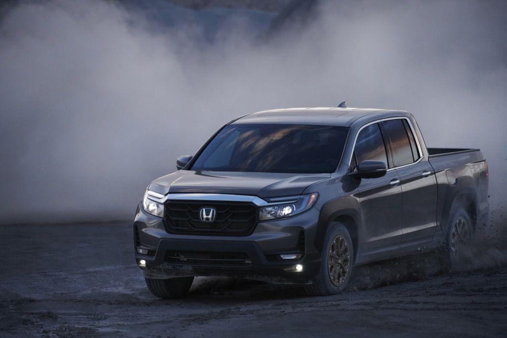 2022 Honda Ridgeline Images News Redesign Price