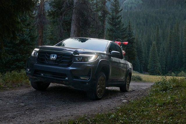2022 Honda Ridgeline Off Road Pictures Price Specs