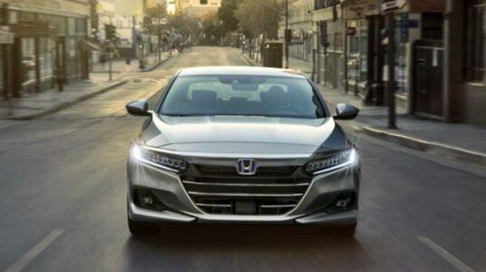 2023 Honda Accord Sport Touring