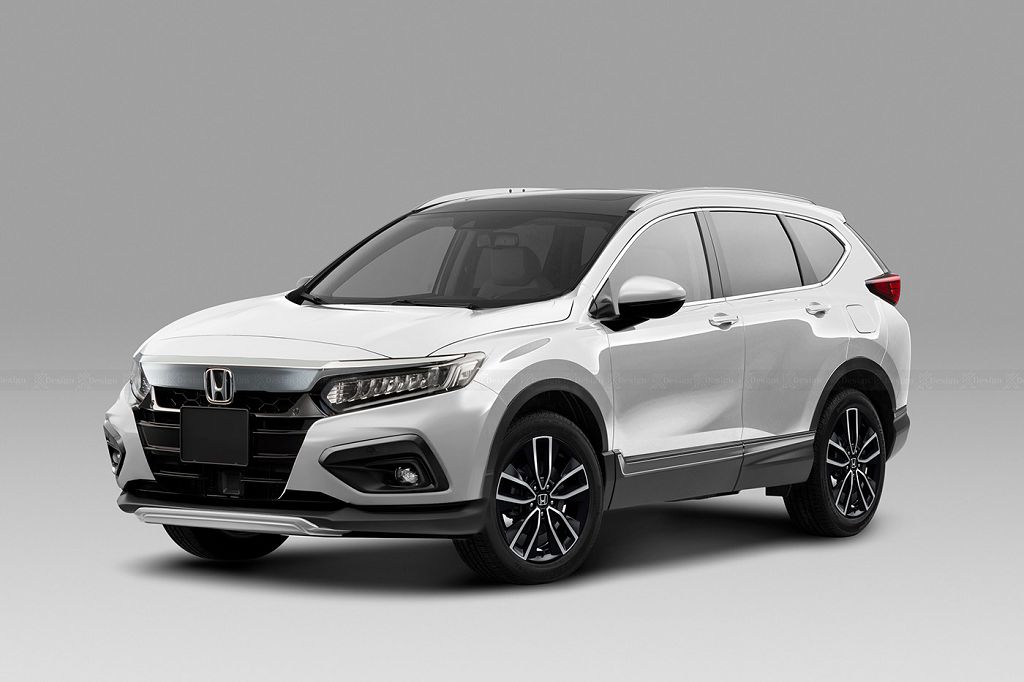 2023 Honda Crv Redesign Concept