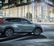 2023 Honda Crv Redesign Exterior