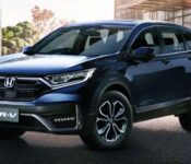 2023 Honda Crv Redesign New