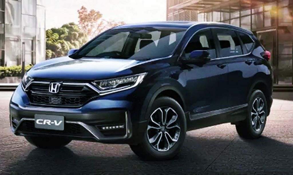 2023 Honda Crv Redesign New