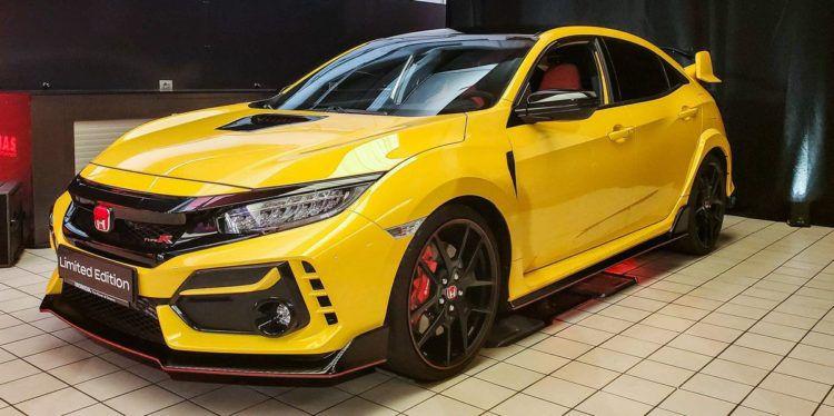 2023 Honda Civic Redesign Prototype