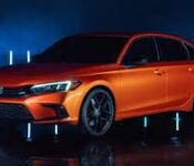 2023 Honda Civic Sport Sedan Hatchback Redesign