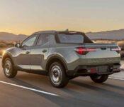 2022 Hyundai Santa Cruz Diesel Engine Electric Exterior Colors