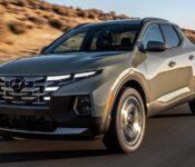 2022 Hyundai Santa Cruz Price Pickup Release Date Interior