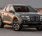 2022 Hyundai Santa Cruz Specs Dimensions Towing Capacity Mpg
