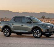 2022 Hyundai Santa Cruz Truck Availability Awd Accessories