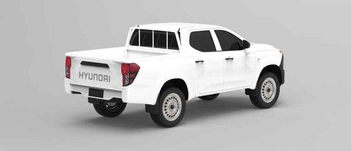 2022 Hyundai Tarlac Camioneta Diesel
