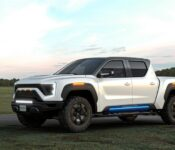 2022 Nikola Badger Battery Electric Vehicle