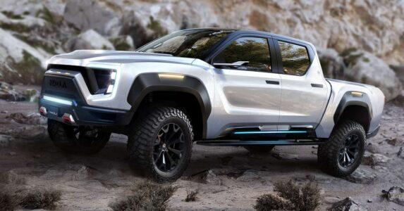 2022 Nikola Badger Price Truck Images