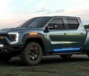 2022 Nikola Badger The Price Blue Hybrid