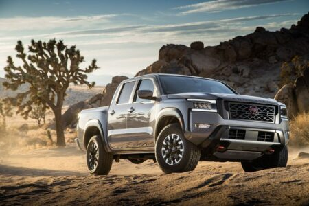 2022 Nissan Frontier Available Colors Arrival Date
