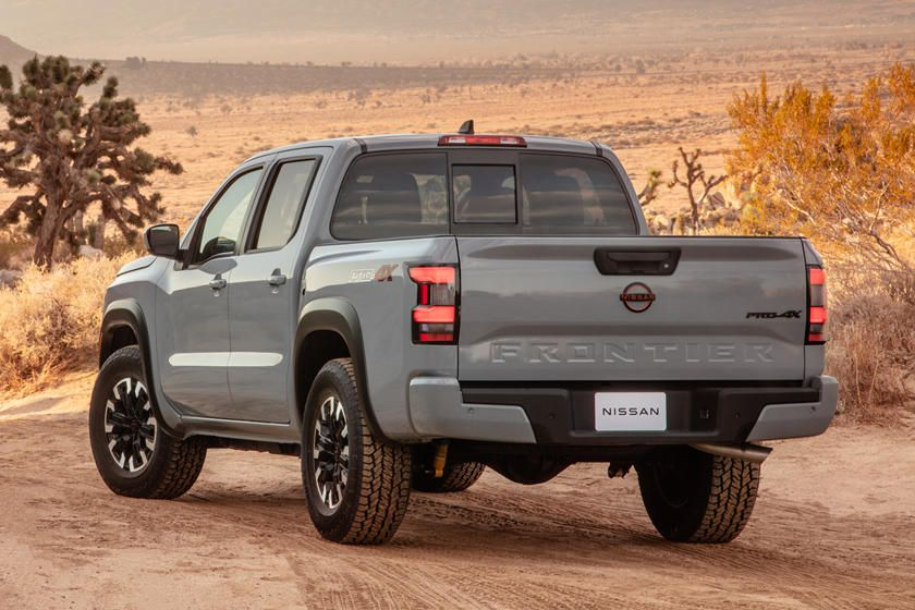 2022 Nissan Frontier Awd Build And Price Colors