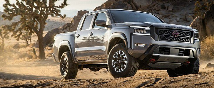2022 Nissan Frontier Cost Crew Cab Engine
