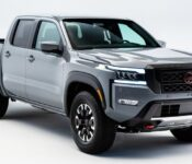 2022 Nissan Frontier Interior Specs Exterior Colors