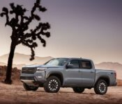 2022 Nissan Frontier King Cab Availability Hybrid