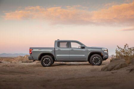 2022 Nissan Frontier Release Date Colors Horsepower