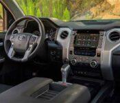 2022 Toyota Tundra Cost Crew Cab Redesign