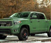 2022 Toyota Tundra Diesel Price Ev Exterior