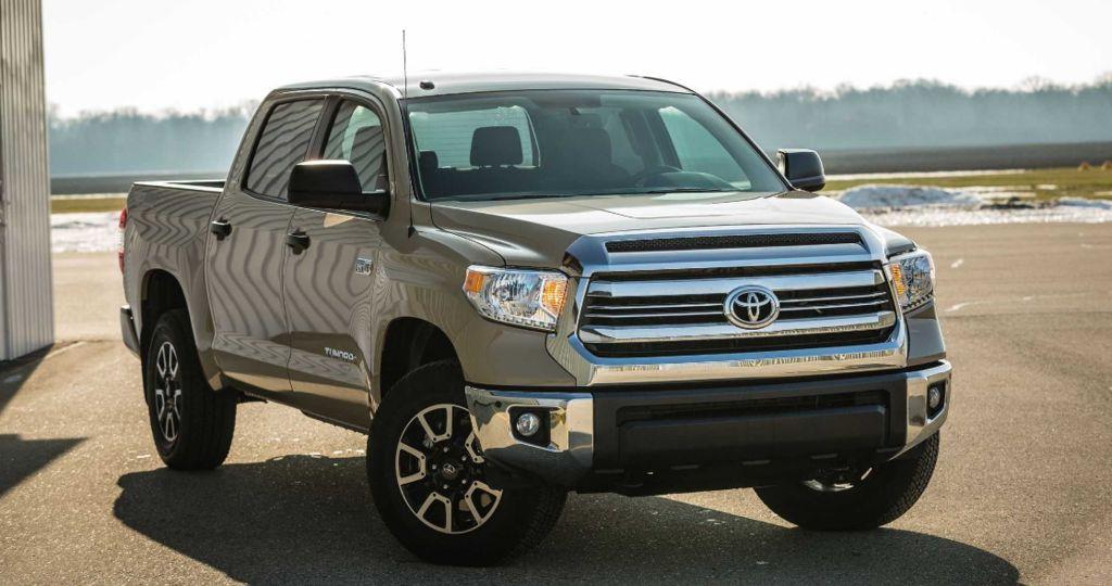 2022 Toyota Tundra Dimensions Engine