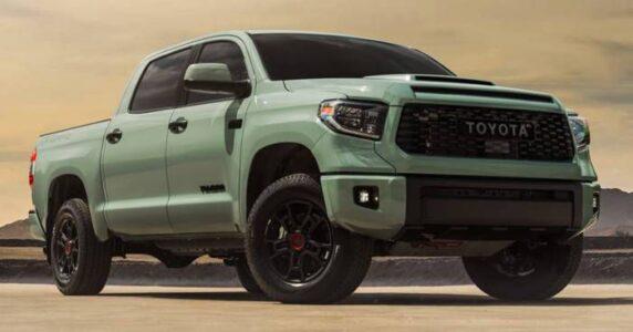 2022 Toyota Tundra Hybrid Release Date