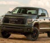 2022 Toyota Tundra Reveal Trd Pro Colors