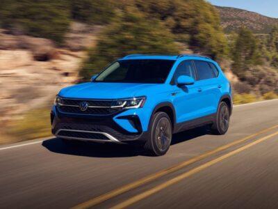 2022 Volkswagen Taos Price Release Date
