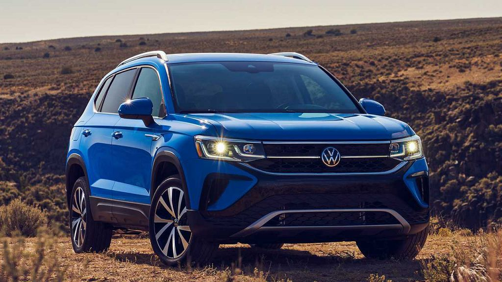 2022 Volkswagen Taos Specifications Highline