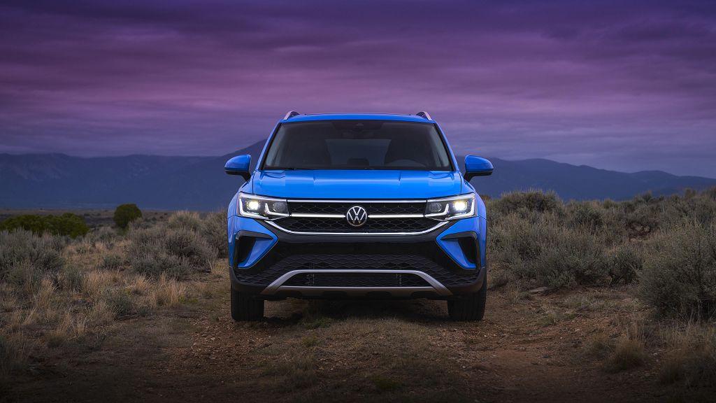 2022 Volkswagen Taos Suv Towing Capacity