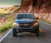 2023 Chevrolet Colorado 4x4 Lt Review