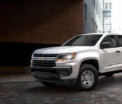 2023 Chevrolet Colorado Release Date