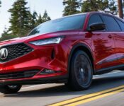 2022 Acura Mdx Advance Package Lease