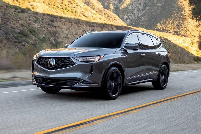 2022 Acura Mdx Price Type S Gas Mileage