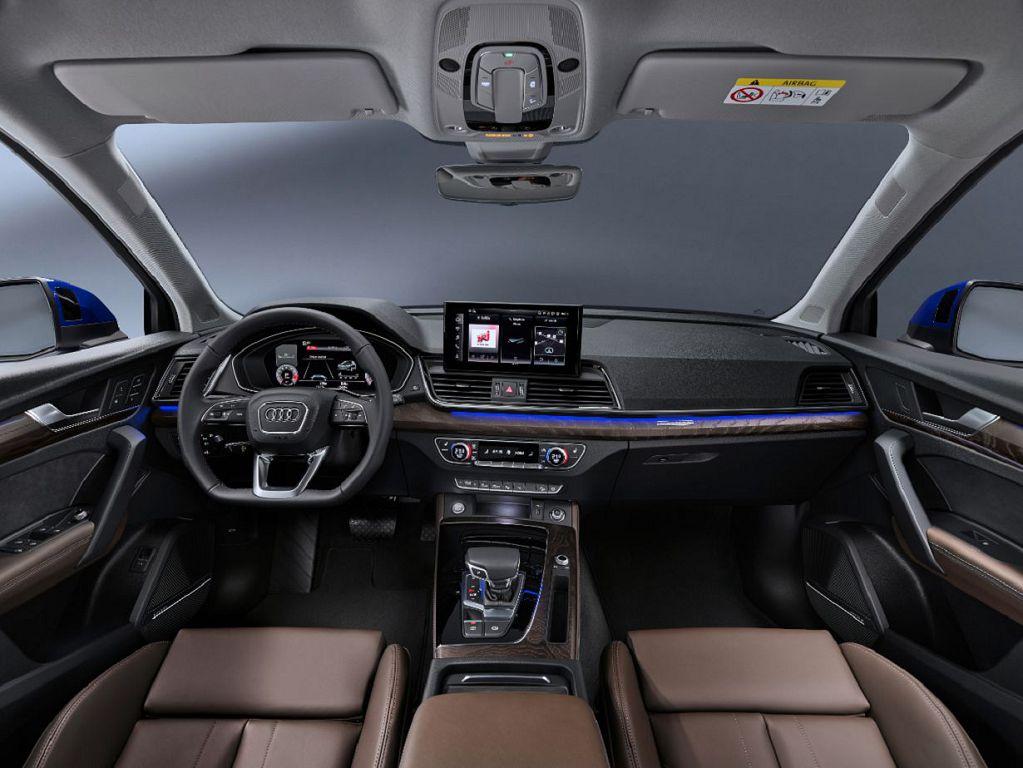 2022 Audi Q5 Electric Exterior Colors