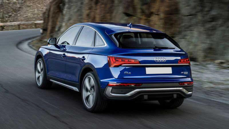 2022 Audi Q5 Plug In Hybrid Changes