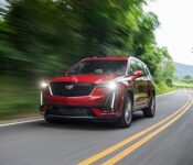 2022 Cadillac Xt6 Platinum