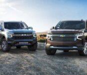 2022 Chevrolet Suburban Changes