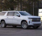 2022 Chevrolet Suburban Colors
