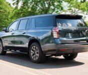 2022 Chevrolet Suburban Price Rst