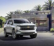 2022 Chevrolet Suburban Towing Capacity