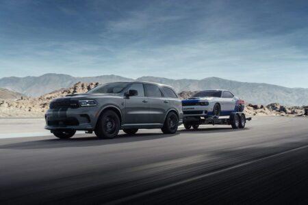 2022 Dodge Durango Citadel Colors