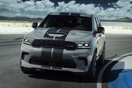 2022 Dodge Durango Hellcat Price Build