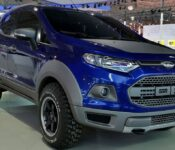 2022 Ford Ecosport Active Automatic Horsepower Hybrid