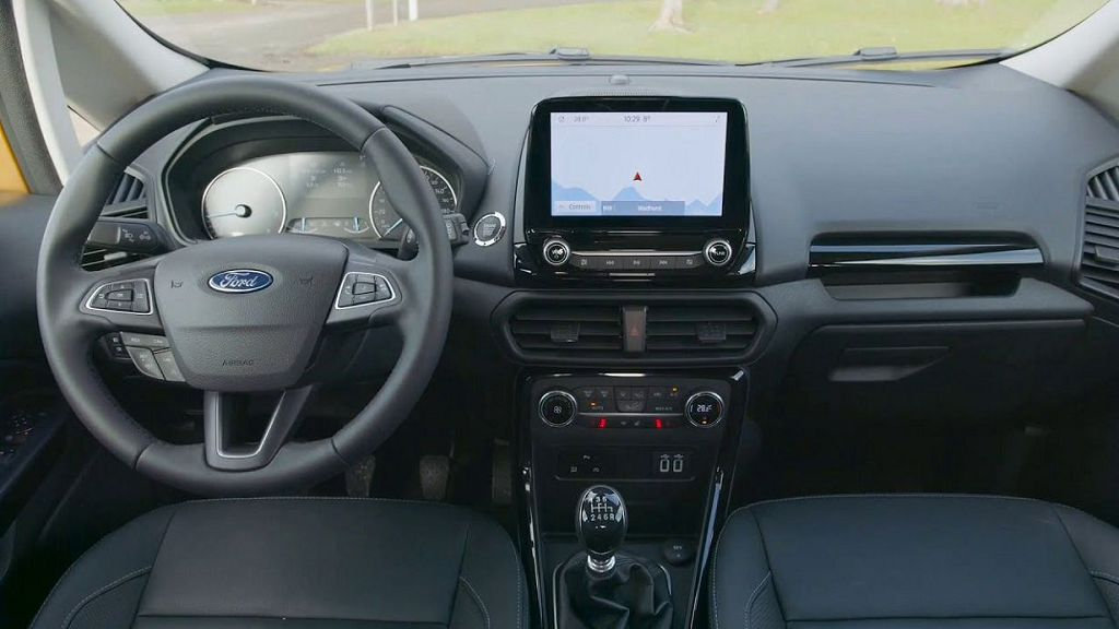 2022 Ford Ecosport Build And Price S Appearance Package