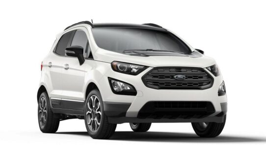 2022 Ford Ecosport Se Review Towing Capacity Diesel
