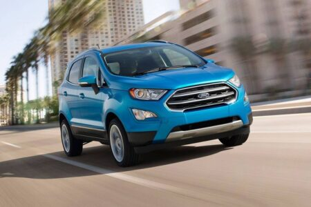 2022 Ford Ecosport Usa Colors Images Interior Dimensions