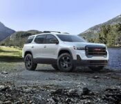 2022 Gmc Acadia Release Date Colors