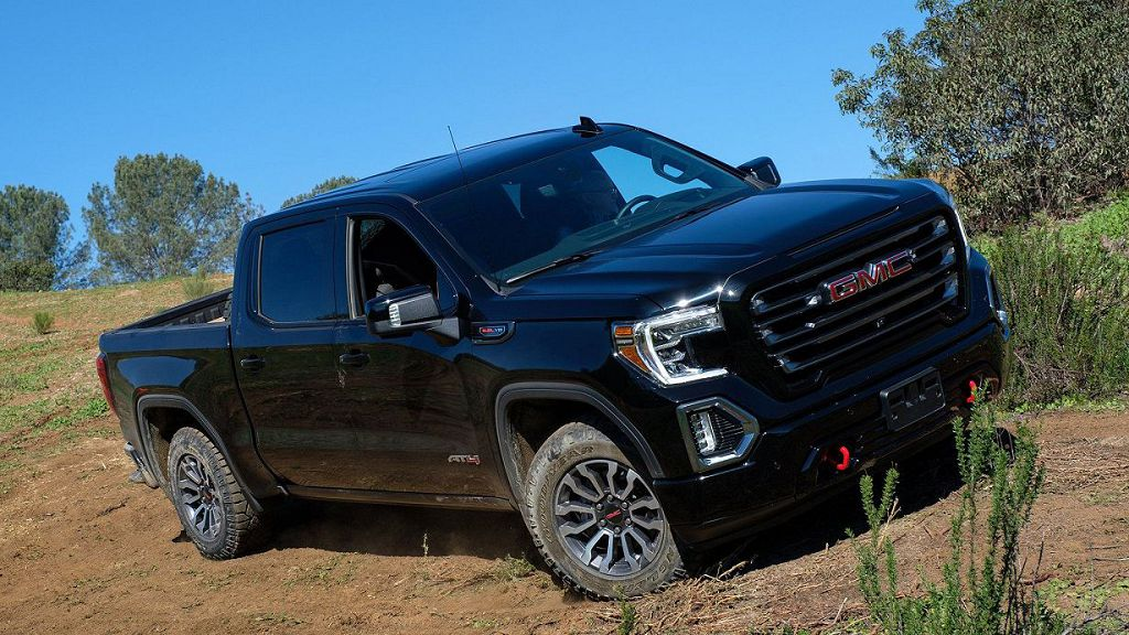 2022 Gmc Sierra Facelift Front Grill Hd Pictures Msrp